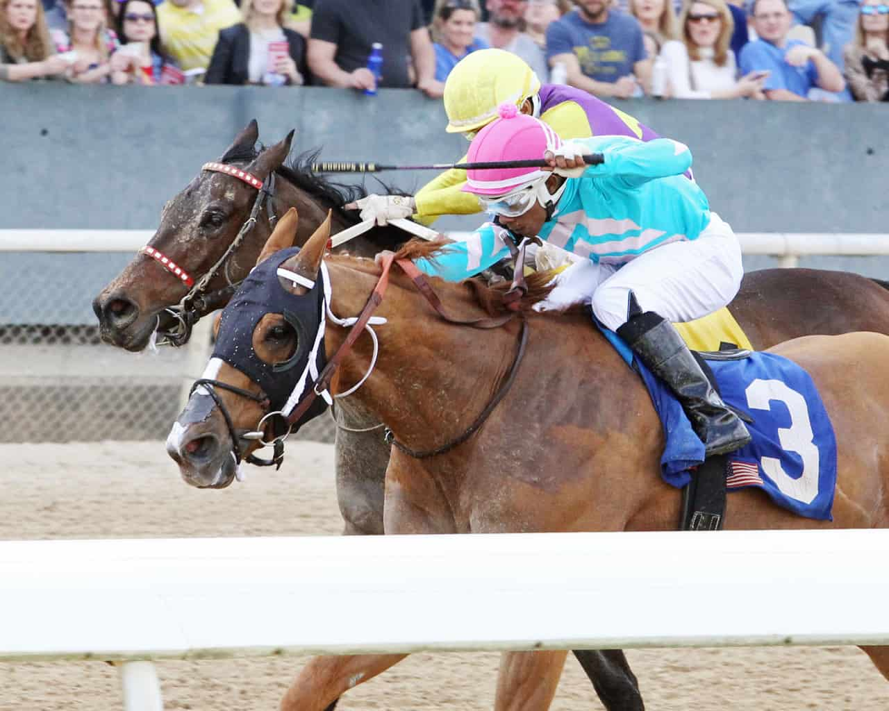 Whitmore Repeats In $125,000 Hot Springs