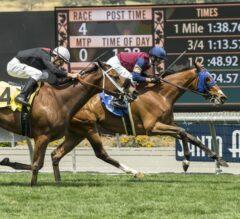 Queen Blossom Scores In G3 Santa Barbara