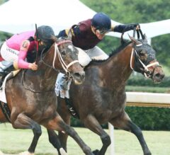 Sassy Sienna Squeezes Out Score In G3 Fantasy