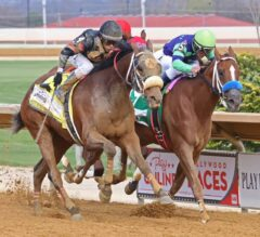 Something Awesome Surprises in the G2 Charles Town Classic