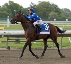 Money Multiplier Repeats in G2 Monmouth Stakes