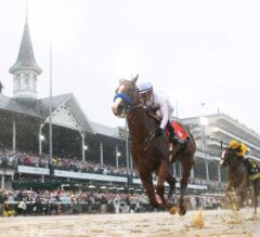 Racing Dudes Fantasy League Update: Justify Rolls in the Derby