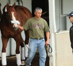 Preakness Stakes 143 Update: Justify Heads to Baltimore