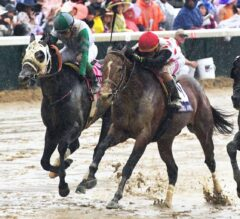 Limousine Liberal Repeats in G2 Churchill Downs