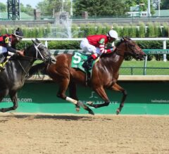 Miss Kentucky Upsets in G3 Winning Colors