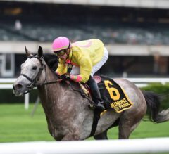 A Raving Beauty Invades Winners' Circle in G3 Beaugay