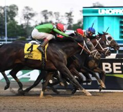 Tale of Silence Wins Blanket Finish in G3 Westchester