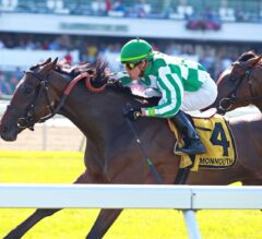 Dream Awhile Passes Test in G3 Eatontown