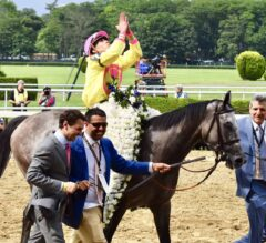 Diana Stakes Preview: Brown Loaded for First Grade 1 of the Meet