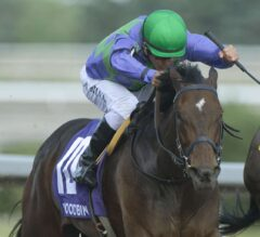 Gamble's Ghost Up Late in G3 Trillium