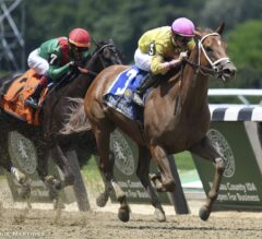 Monomoy Girl Moves with Ease in the G1 Acorn