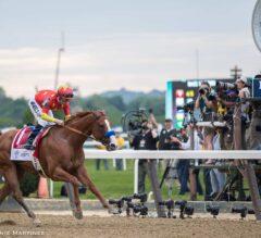 Triple Crown Winner Justify Wins 2018 Horse of the Year