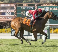 Storm the Hill Makes the Grade in G3 Wilshire