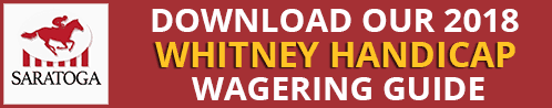 2018 Whitney Handicap Wagering Guide