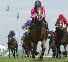 Got Stormy Rips Away in G3 Ontario Colleen