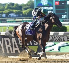 Diversify Goes Wire to Wire in G2 Suburban Handicap