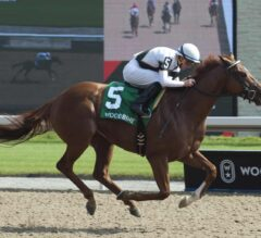 Decorated Soldier Triumphs in G3 Seagram Cup