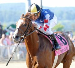 Mr Freeze Ices Foes in G3 West Virginia Derby