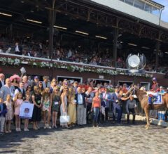 Whitmore Whups Foes in G1 Forego