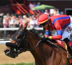 Sandy'z Slew Came Through in G3 Troy