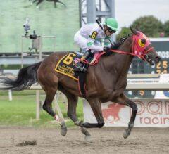 Aztec Sense Still Hot After $150,000 Pa Derby Champion