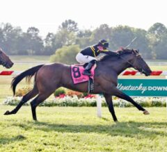 Bound for Nowhere Outbattles Great Wide Open in $750,000 Tourist Mile