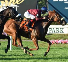 Californiagoldrush Strikes & Scores in G2 Sands Point