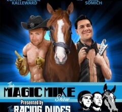 The Magic Mike Show 133: Gulfstream Park Late Pick 4 Review