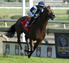 Oscar Performance Returns to Wire G1 Woodbine Mile