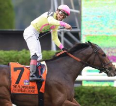 Fourstar Crook Blossoms Beautifully in G1 Flower Bowl