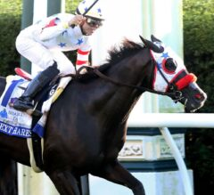 Next Shares Becomes Millionaire in G1 Turf Mile