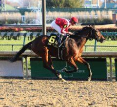 Prado's Sweet Ride Powerful in G2 Falls City