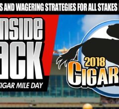 Pre-Purchase Racing Dudes Inside Track Cigar Mile Day Wagering Guide