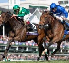 Sistercharlie, Midnight Bisou, Bricks and Mortar and Mitole Lead 188 Horses Pre-Entered for 2019 Breeders' Cup World Championships