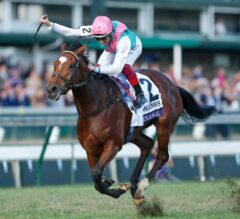 Enable Set to Return in Saturday's G1 Coral-Eclipse at Sandown Park