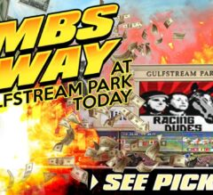 FREE Win Picks for Stakes-Filled Saturday at Gulfstream Park