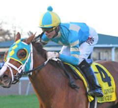Bigger Picture Looks Thrice as Nice in G3 John B. Connally
