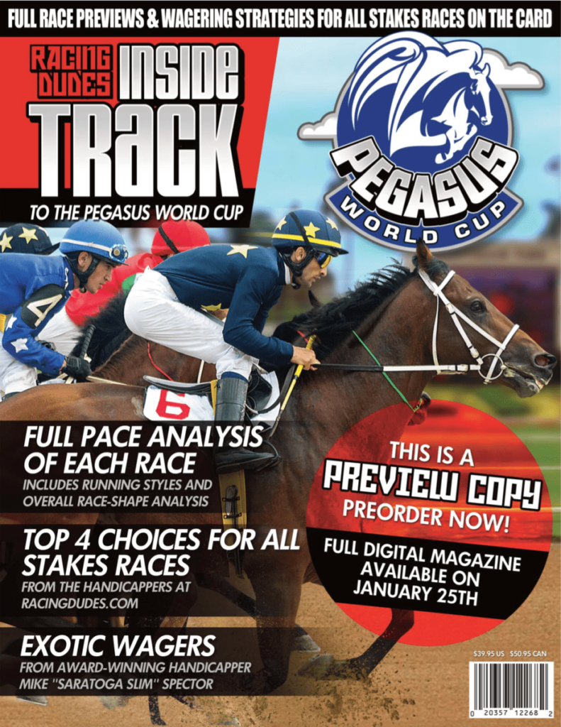 Pegasus World Cup Picks