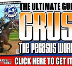 2019 Pegasus World Cup Picks and Wagering Guide from Gulfstream Park