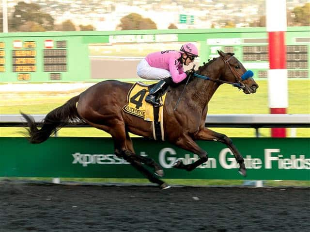 Anothertwistafate Crushes El Camino Real Derby
