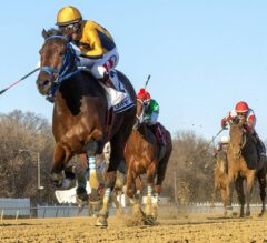 Late Night Pow Wow Maintains Hot Streak in G3 Barbara Fritchie