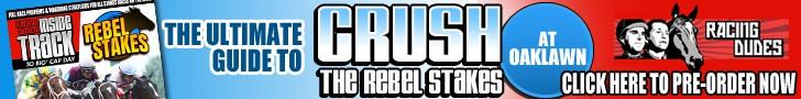 Rebel Stakes Picks