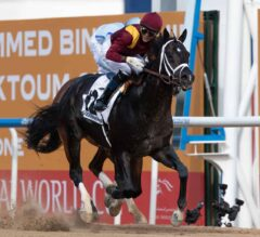 Coal Front Up Late To Take Godolphin Mile
