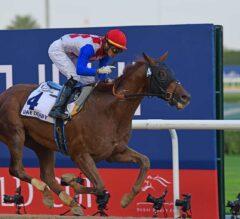 Plus Que Parfait Upsets UAE Derby