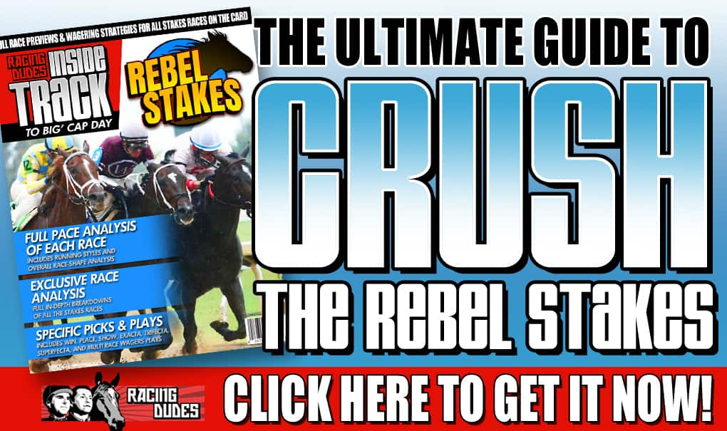 Rebel Stakes Picks