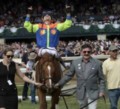 Bobby's Wicked One Wins Commonwealth