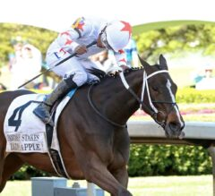 Lady Apple Kentucky-Bound After Fantasy Win
