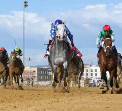 Racing Dudes Three Stars of the Week: Local Legend Wins at Charles Town