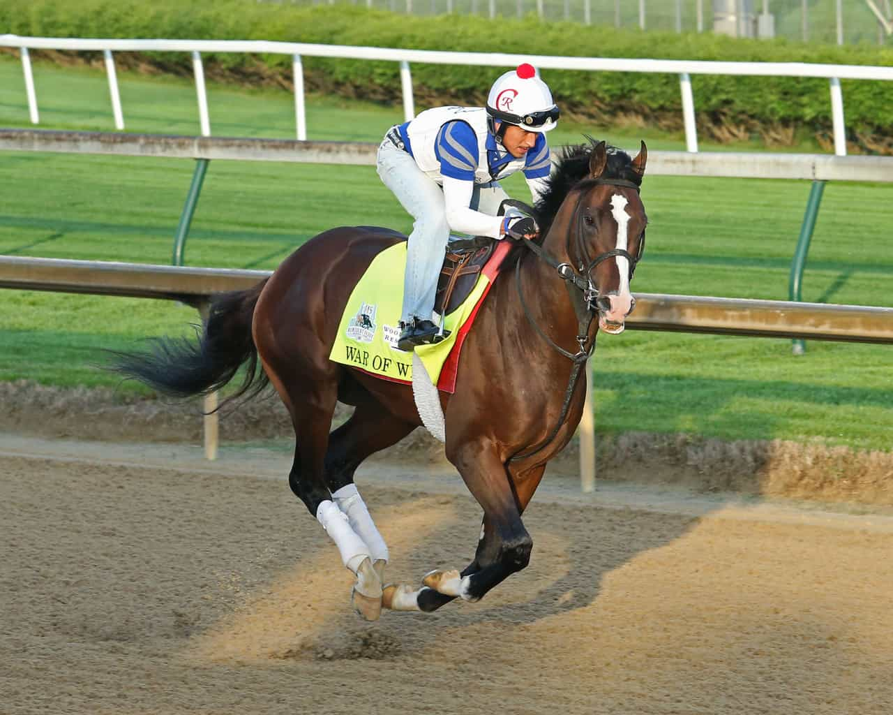 Everfast becomes 13th horse to enter Preakness