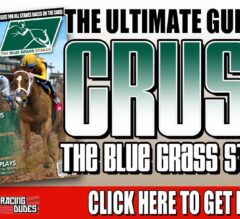 Inside Track to the Blue Grass Stakes Wagering Guide Now Available